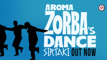 AROMA - Zorba's Dance (Sirtaki) - EGO