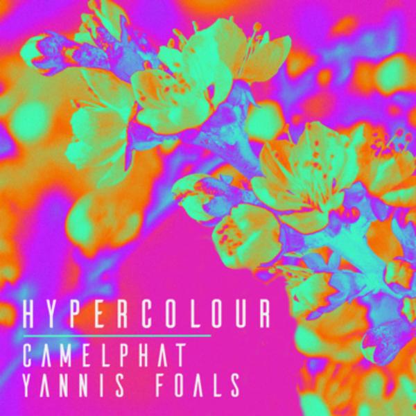 CamelPhat - Hypercolour cover